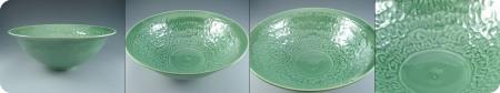 bluegreen bowl