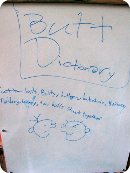 buttdictionary